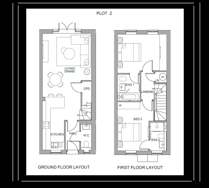 PLOT 2 HAYWARDS HEATH