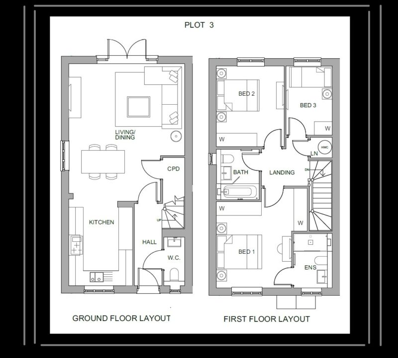 PLOT 3 HAYWARDS HEATH