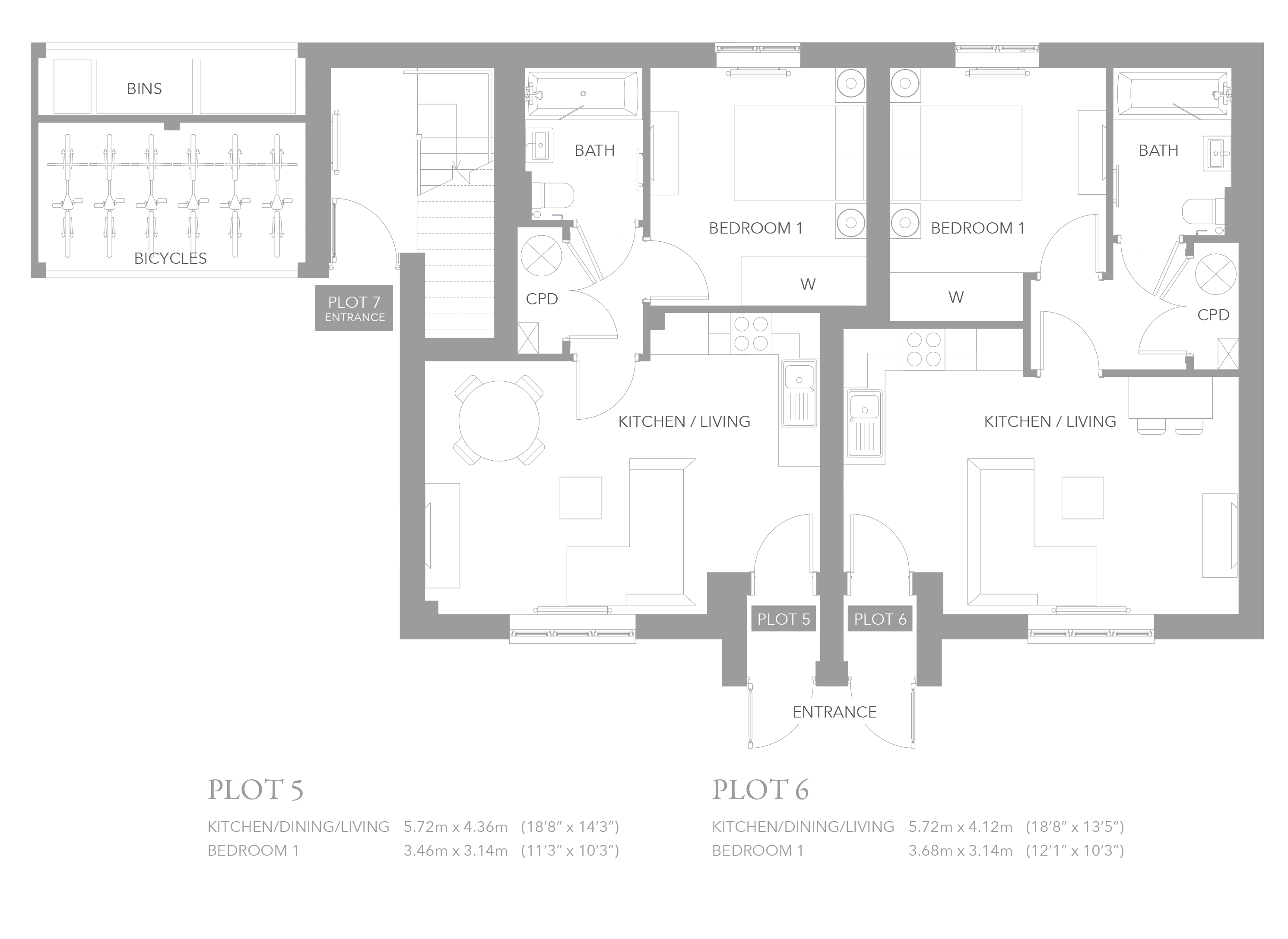 Limewood Court Concept Developments
