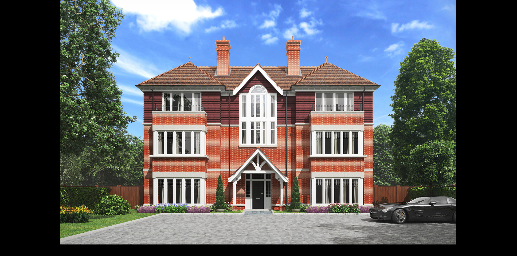 Darlington House New Homes Weybridge Concept Developments